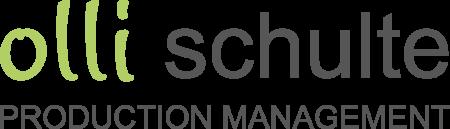 Olli Schulte Production Management Logo